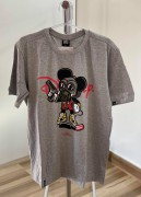 Camiseta Chronic Disney Mickey Cinza