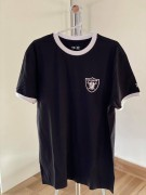 Camiseta New Era 90's Raiders Preta