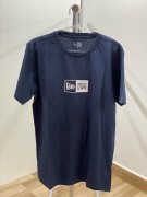 Camiseta New Era Box Azul Marinho