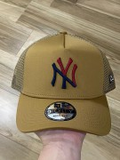 Boné New Era Trucker NY Yankees 2 Tone Marrom