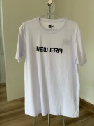 Camiseta New Era Branca