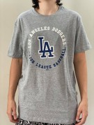 Camiseta New Era La Dodgers Cinza