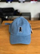 Boné Dad Hat Grizzlly Azul