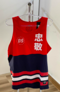 Regata Thug Nine Vermelha Japan