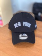 Boné New Era Aba Curva NY Yankees 03