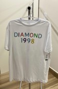 Camiseta Diamond Supply 1998 Branca