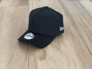 Boné New Era Aba Curva NY Black/White