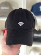 Boné Dad Hat Diamond Supply Mini Logo Diamante