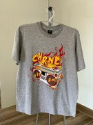 Camiseta Chronic Hip Hop Cinza