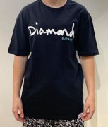 Camiseta Diamond Supply Preta