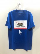 Camiseta New Era LA California Republic