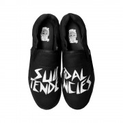 TN - COLLAB 80 SUICIDAL TENDENCIES PRETO/PRETO