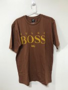 Camiseta Chronic Vulgo Boss Marrom