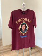 Camiseta Chronic The Pablo Escobar Vinho