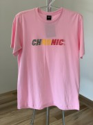 Camiseta Chronic Rosa Rasta