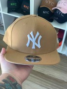 Boné New Era Snapback New York NY Yankees Bege