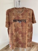 Camiseta New Era Camo Patriots
