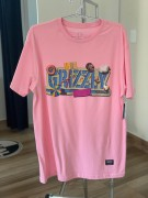 Camiseta Grizzly Rosa